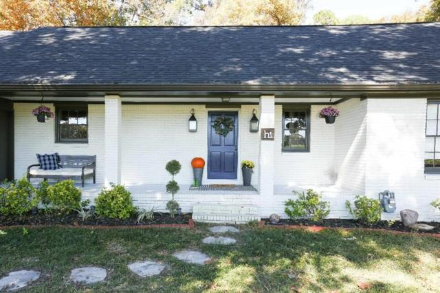 1374 New Hope Road, Lawrenceville, GA 30045 (MLS #6544393) :: The Zac Team @ RE/MAX Metro Atlanta