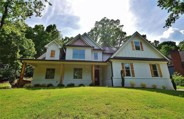 3071 Stillwater Drive, Gainesville, GA 30506 (MLS #6545119) :: Iconic Living Real Estate Professionals