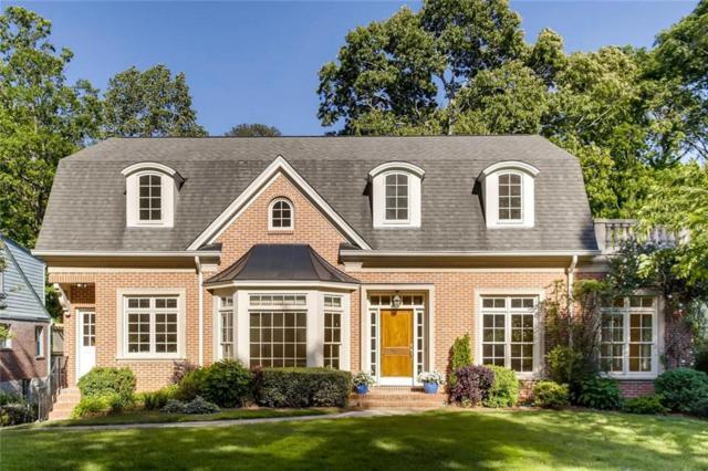 2675 Birchwood Drive NE, Atlanta, GA 30305 (MLS #6545255) :: RE/MAX Paramount Properties