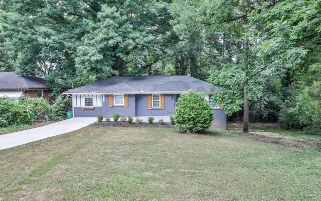 2112 Holly Hill Drive, Decatur, GA 30032 (MLS #6545445) :: The Zac Team @ RE/MAX Metro Atlanta