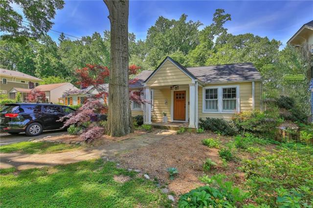 134 Ridgeland Avenue, Decatur, GA 30030 (MLS #6545464) :: RE/MAX Paramount Properties