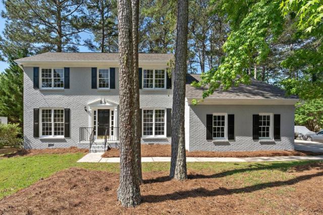 2157 Lunceford Lane SW, Lilburn, GA 30047 (MLS #6545576) :: RE/MAX Paramount Properties