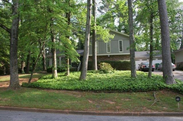 4481 N Nantucket Cove Cove N, Stone Mountain, GA 30083 (MLS #6546607) :: RE/MAX Paramount Properties