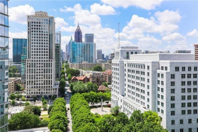 1080 Peachtree Street NE #1607, Atlanta, GA 30309 (MLS #6546764) :: The Zac Team @ RE/MAX Metro Atlanta