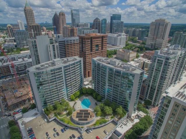 950 W Peachtree Street NW #1711, Atlanta, GA 30309 (MLS #6546985) :: The Zac Team @ RE/MAX Metro Atlanta