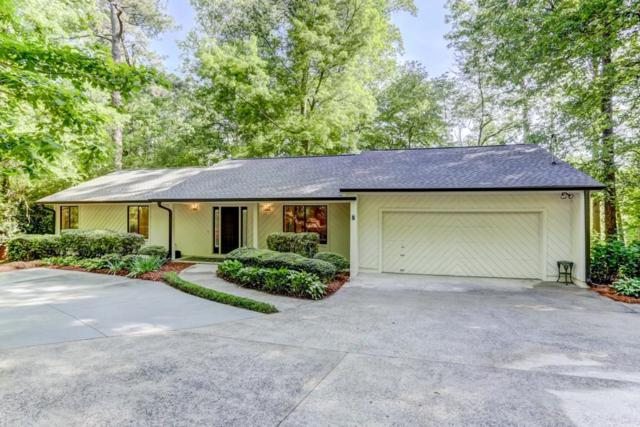 60 Stewart Drive, Sandy Springs, GA 30342 (MLS #6547096) :: The Zac Team @ RE/MAX Metro Atlanta