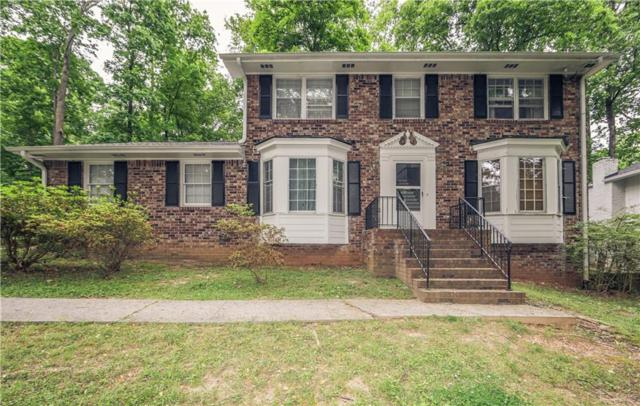 2167 Brendon Drive, Dunwoody, GA 30338 (MLS #6547245) :: North Atlanta Home Team