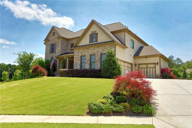 1368 Sutters Pond Drive NW, Kennesaw, GA 30152 (MLS #6547250) :: North Atlanta Home Team