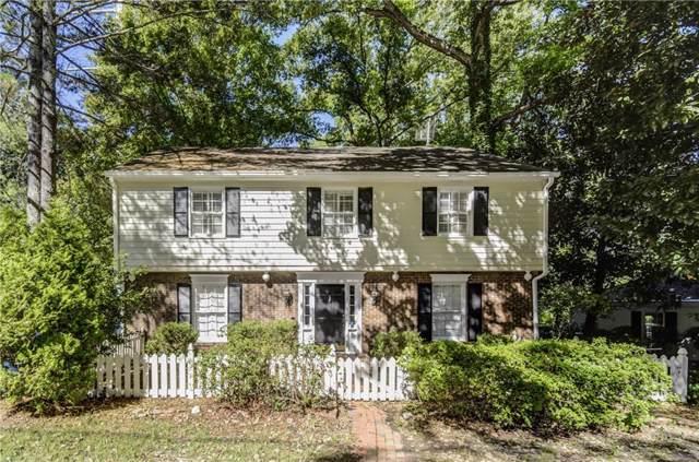2350 Bohler Road NW, Atlanta, GA 30327 (MLS #6547366) :: Charlie Ballard Real Estate
