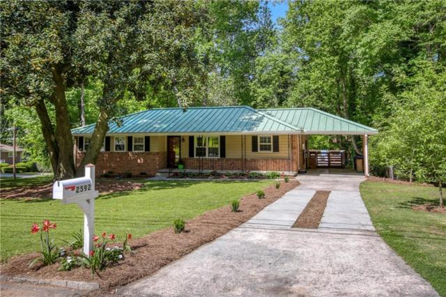 2592 NE Woodacres Road NE, Atlanta, GA 30345 (MLS #6547800) :: The Zac Team @ RE/MAX Metro Atlanta
