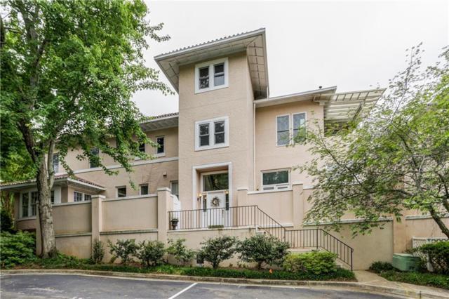 6 Lullwater Estate NE #6, Atlanta, GA 30307 (MLS #6548504) :: North Atlanta Home Team