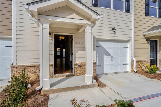 2214 NE Sandridge Commons Lane 2L, Gainesville, GA 30501 (MLS #6548631) :: RE/MAX Paramount Properties