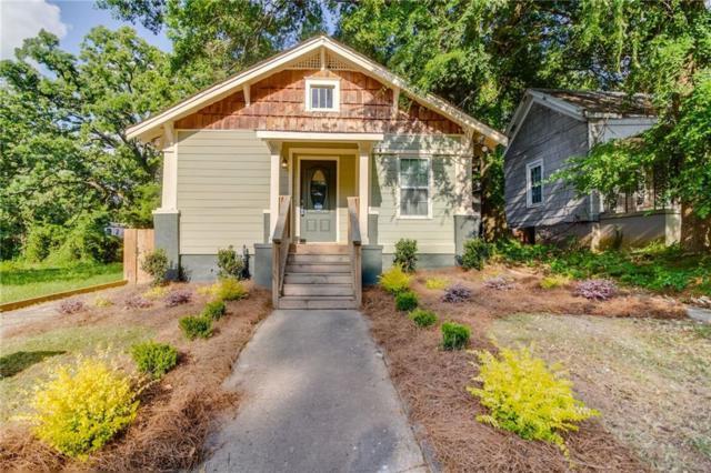 244 SW Laurel Avenue, Atlanta, GA 30314 (MLS #6549042) :: North Atlanta Home Team