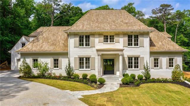 3498 Paces Valley Road NW, Atlanta, GA 30327 (MLS #6549348) :: RE/MAX Paramount Properties
