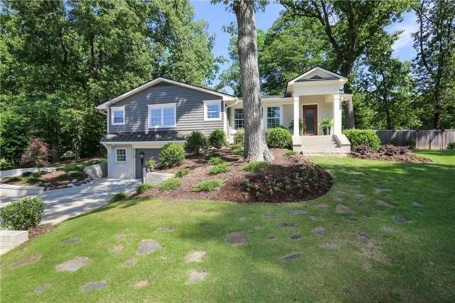 1306 Dunwoody Lane NE, Brookhaven, GA 30319 (MLS #6549814) :: The Zac Team @ RE/MAX Metro Atlanta