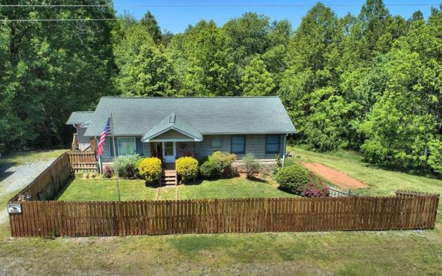 20 Old Dial Road, Morganton, GA 30560 (MLS #6550261) :: Iconic Living Real Estate Professionals