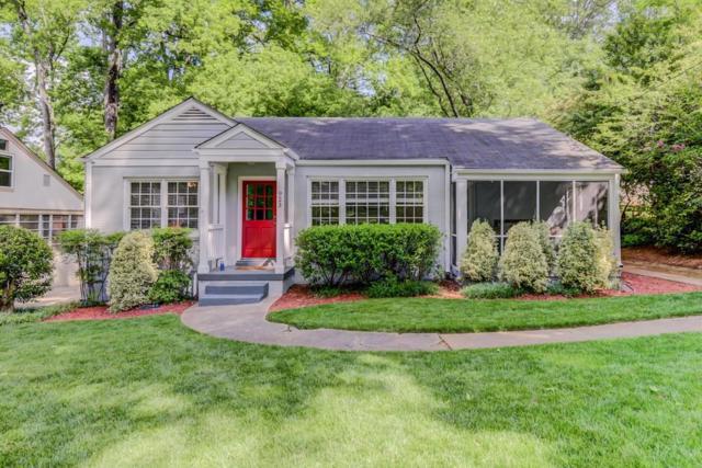 923 Derrydown Way, Decatur, GA 30030 (MLS #6550414) :: Iconic Living Real Estate Professionals