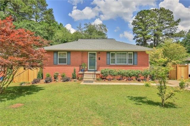 2191 Fairfield Street SE, Smyrna, GA 30080 (MLS #6550560) :: RE/MAX Paramount Properties