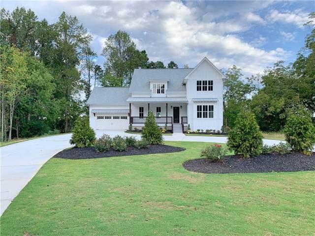 3560 Pleasant Grove Road, Cumming, GA 30028 (MLS #6550613) :: North Atlanta Home Team