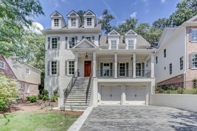 2866 Elliott Circle NE, Atlanta, GA 30305 (MLS #6551025) :: Path & Post Real Estate
