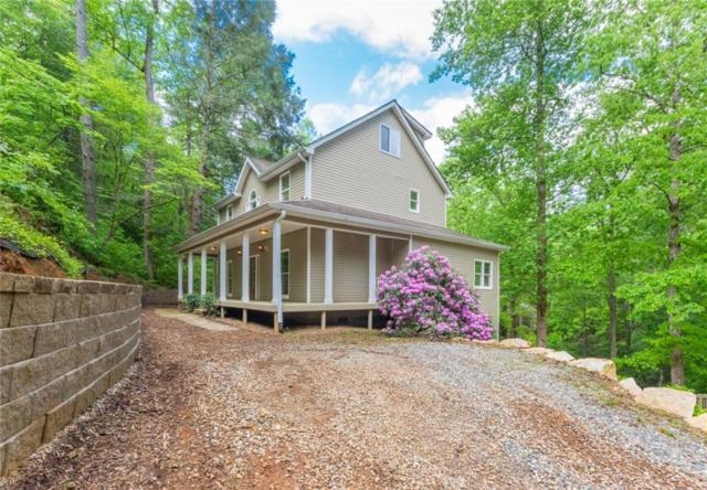 144 Yahoola Indian Road, Dahlonega, GA 30533 (MLS #6551094) :: North Atlanta Home Team