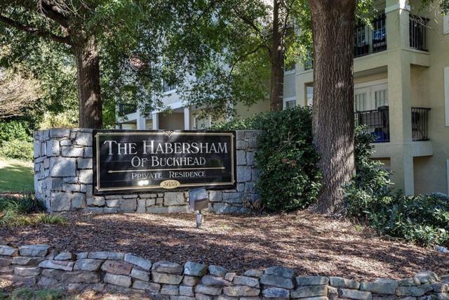 3655 NE Habersham Road NE 219-A, Atlanta, GA 30305 (MLS #6551392) :: North Atlanta Home Team