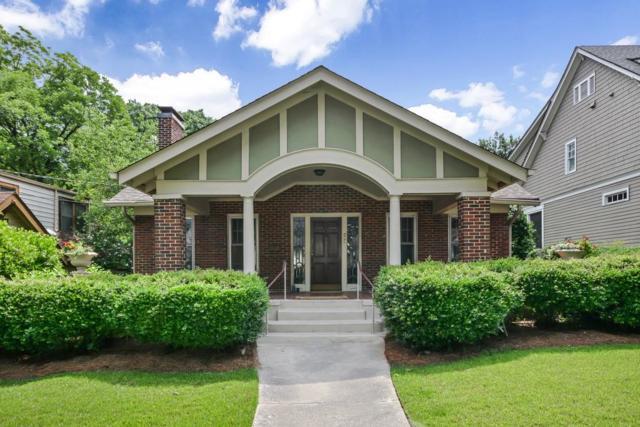 95 Montgomery Ferry Drive NE, Atlanta, GA 30309 (MLS #6551666) :: North Atlanta Home Team