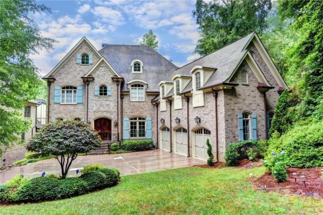 370 Hillside Drive NW, Atlanta, GA 30342 (MLS #6551915) :: The Zac Team @ RE/MAX Metro Atlanta