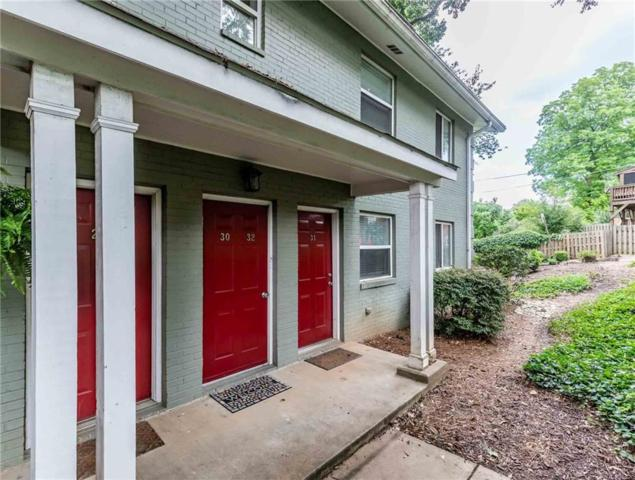 1067 Alta Avenue NE #31, Atlanta, GA 30307 (MLS #6552154) :: The Heyl Group at Keller Williams