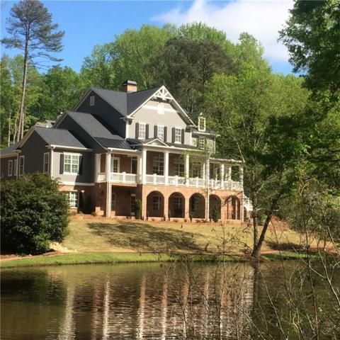 801 Oakton Pond Court NW, Marietta, GA 30064 (MLS #6552171) :: Rock River Realty