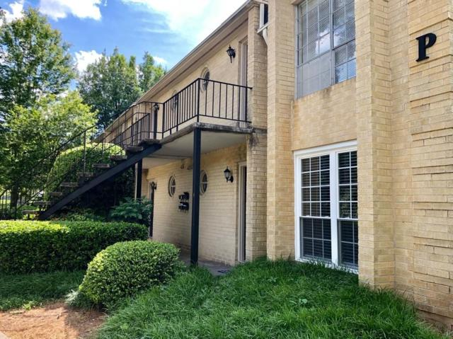 5400 Roswell Road P8, Atlanta, GA 30342 (MLS #6552857) :: The Zac Team @ RE/MAX Metro Atlanta
