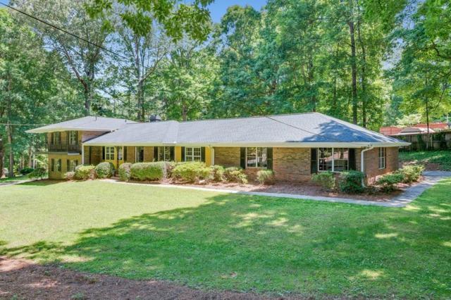 4851 Timberland Drive SW, Mableton, GA 30126 (MLS #6553188) :: RE/MAX Paramount Properties