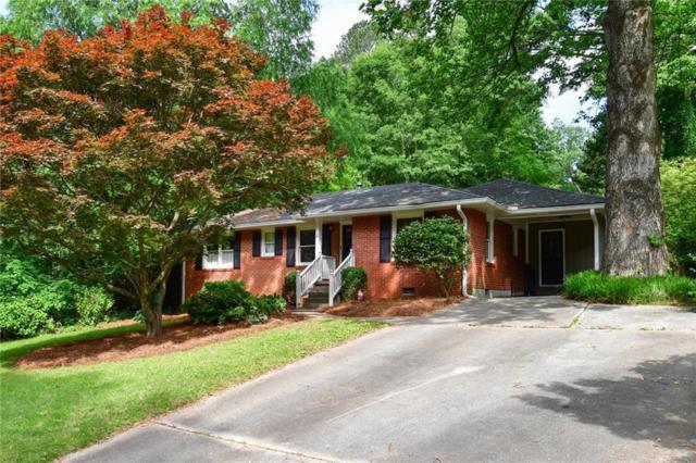 1026 N Hills Drive, Decatur, GA 30033 (MLS #6553242) :: RE/MAX Paramount Properties