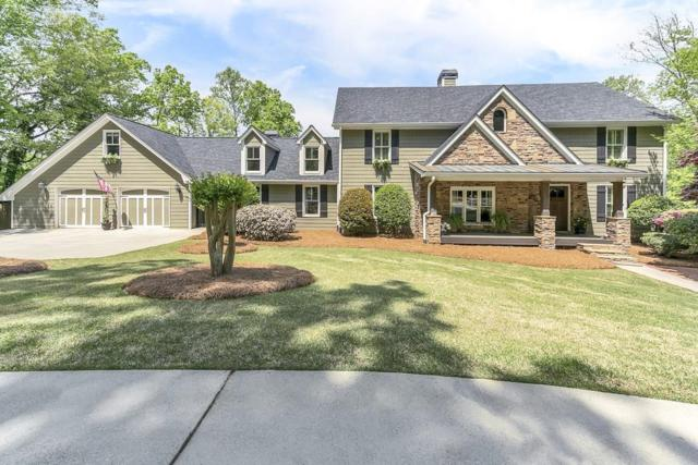 428 Mosby Drive NW, Kennesaw, GA 30102 (MLS #6553328) :: RE/MAX Paramount Properties