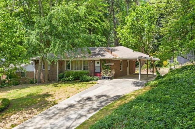1736 Wayland Circle NE, Brookhaven, GA 30319 (MLS #6553590) :: The Zac Team @ RE/MAX Metro Atlanta