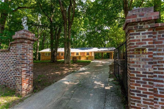 216 Cherrywood Drive, Woodstock, GA 30188 (MLS #6553711) :: Iconic Living Real Estate Professionals