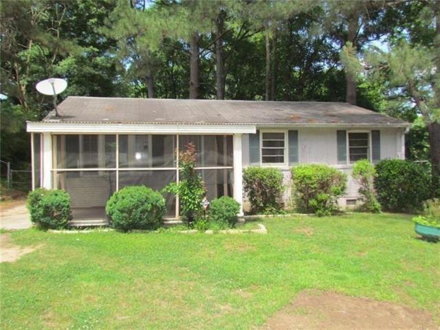 3501 Bolfair Drive NW, Atlanta, GA 30331 (MLS #6553768) :: RE/MAX Paramount Properties
