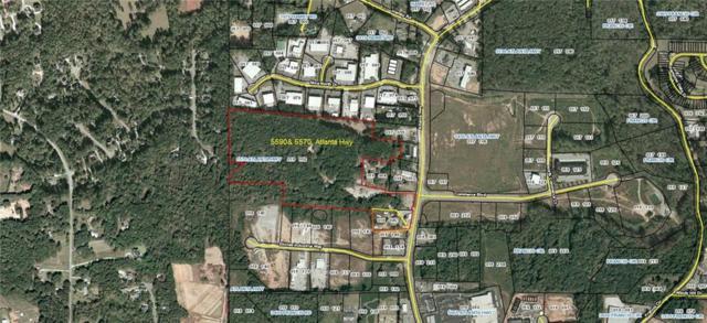 5570 Atlanta Highway, Alpharetta, GA 30004 (MLS #6553780) :: North Atlanta Home Team