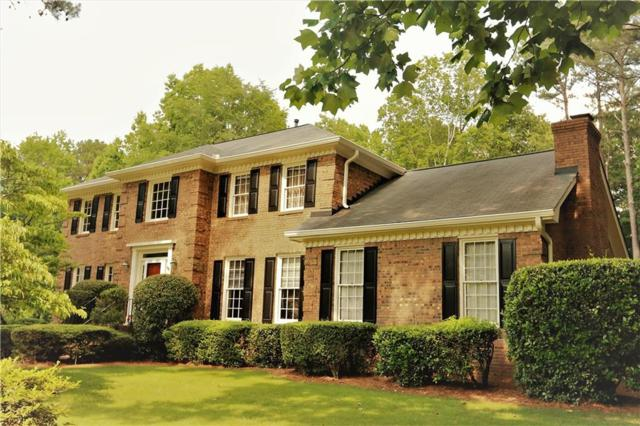 5666 Mount Berry Lane, Peachtree Corners, GA 30092 (MLS #6553834) :: Iconic Living Real Estate Professionals