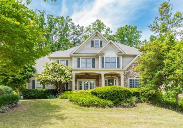 827 Registry Terrace NW, Kennesaw, GA 30152 (MLS #6554134) :: North Atlanta Home Team