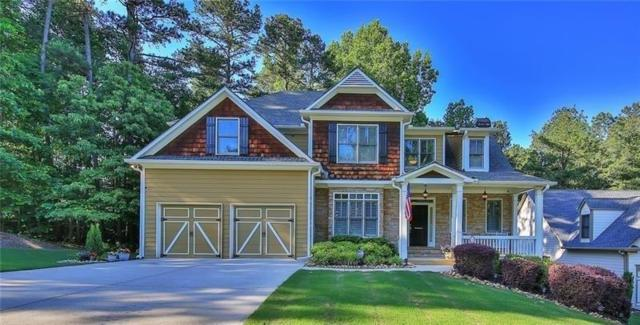 51 Pine Way, Dallas, GA 30157 (MLS #6554196) :: The Zac Team @ RE/MAX Metro Atlanta