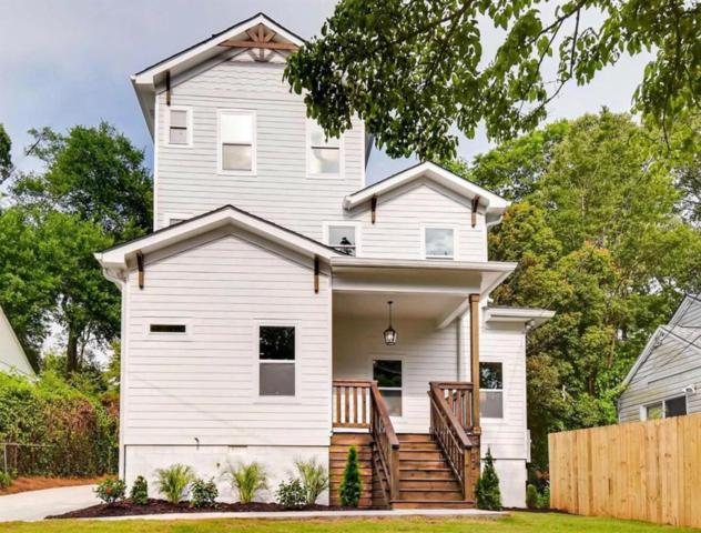 325 Sisson Avenue NE, Atlanta, GA 30317 (MLS #6554280) :: RE/MAX Paramount Properties