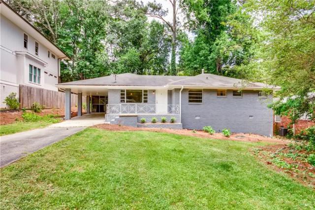 1447 Brook Valley Lane NE, Atlanta, GA 30324 (MLS #6554359) :: RE/MAX Paramount Properties