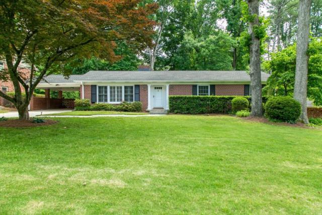 2377 Heather Drive, Decatur, GA 30033 (MLS #6554459) :: Rock River Realty