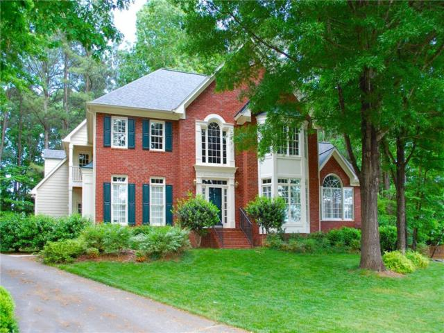 559 Misty Lake Lane, Lawrenceville, GA 30043 (MLS #6554727) :: KELLY+CO