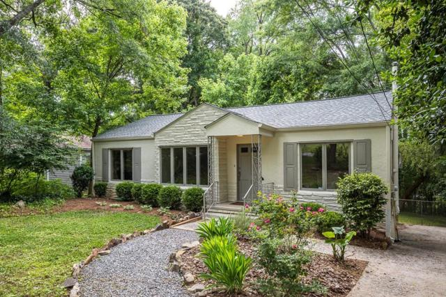 1066 Briar Vista Terrace NE, Atlanta, GA 30324 (MLS #6554944) :: RE/MAX Paramount Properties