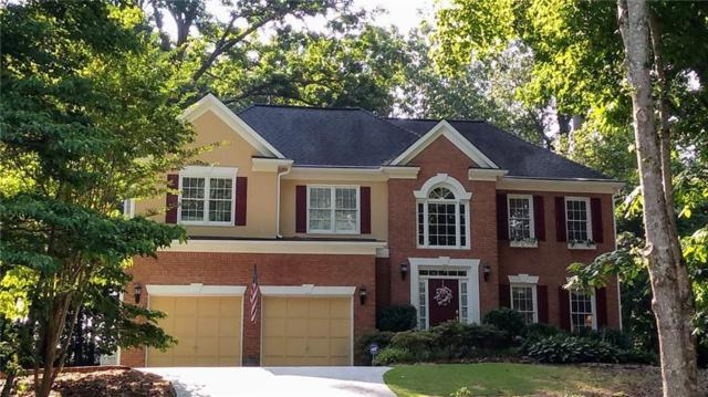 2200 Nine Oaks Drive NW, Kennesaw, GA 30152 (MLS #6554953) :: North Atlanta Home Team