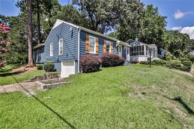 1281 E Forrest Avenue, East Point, GA 30344 (MLS #6555013) :: North Atlanta Home Team