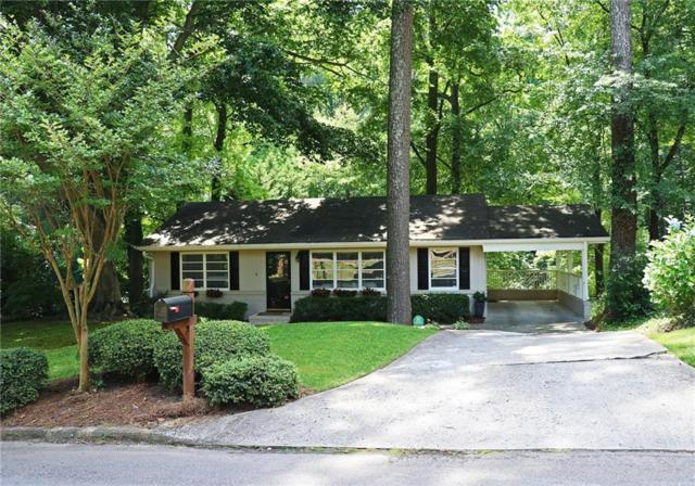 1748 Warren Court NW, Atlanta, GA 30318 (MLS #6555211) :: Iconic Living Real Estate Professionals