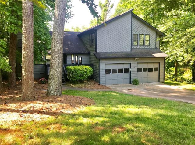 167 W Station Drive NW, Kennesaw, GA 30144 (MLS #6555229) :: RE/MAX Paramount Properties